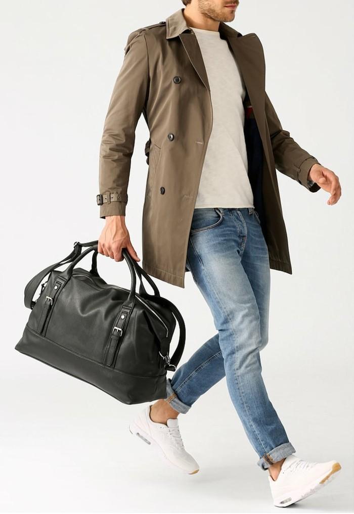 Le sac de voyage pour homme - les top 35 modèles - Archzine.fr e1dc1fe8947