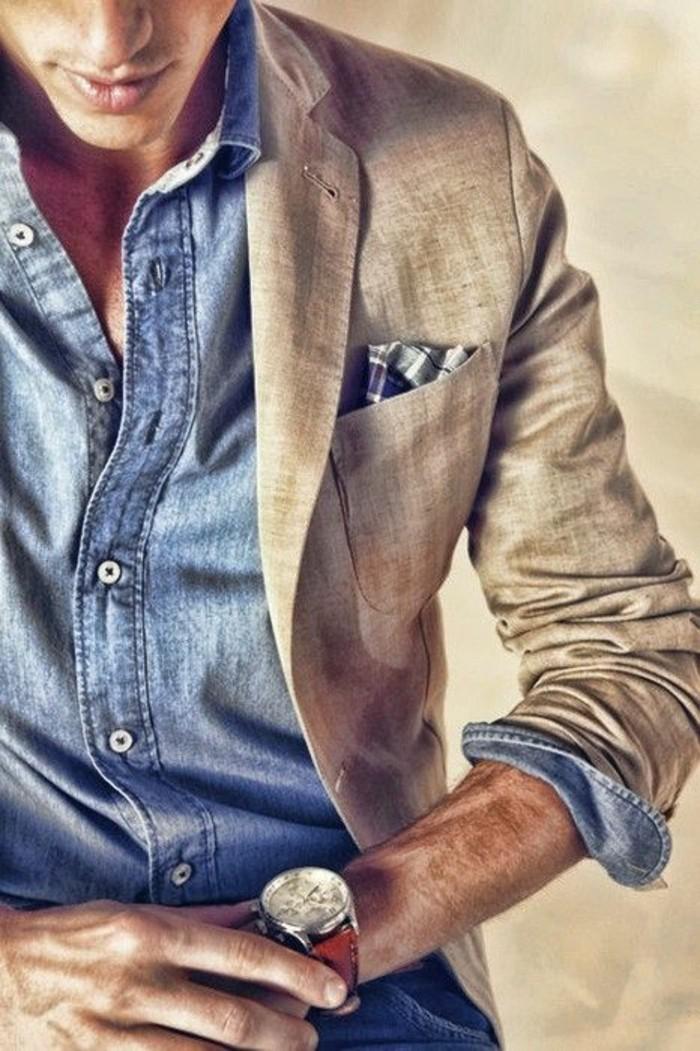 adorable-chemise-col-mao-bonobo-homme-cool-mixe-une-idée-élégante