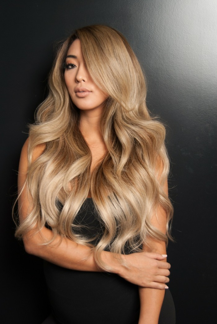 adorable,coiffure,balayage,blond,californien,chouette,example