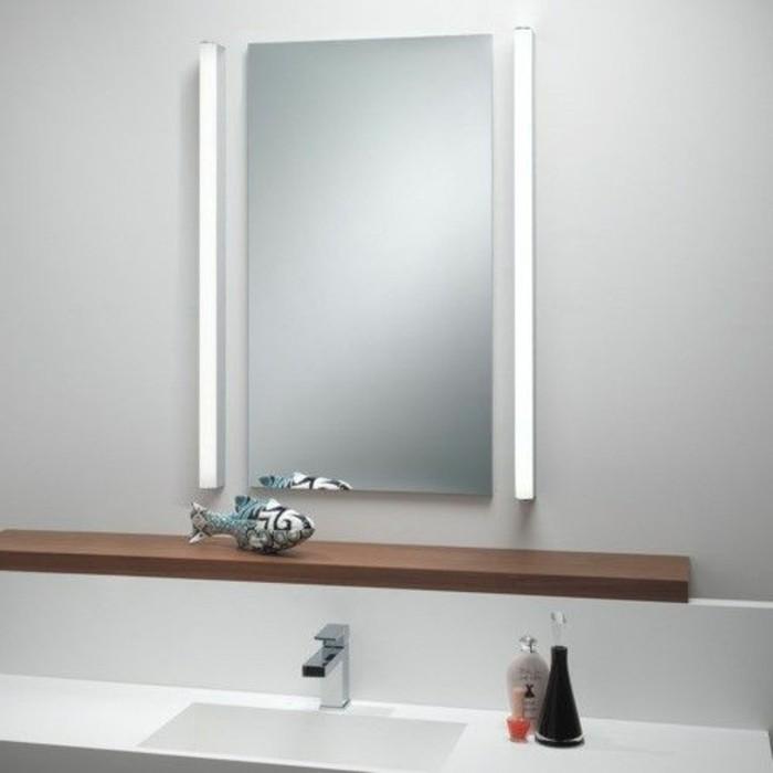 Bandeau lumineux salle de bain castorama photos de for Pose miroir salle de bain