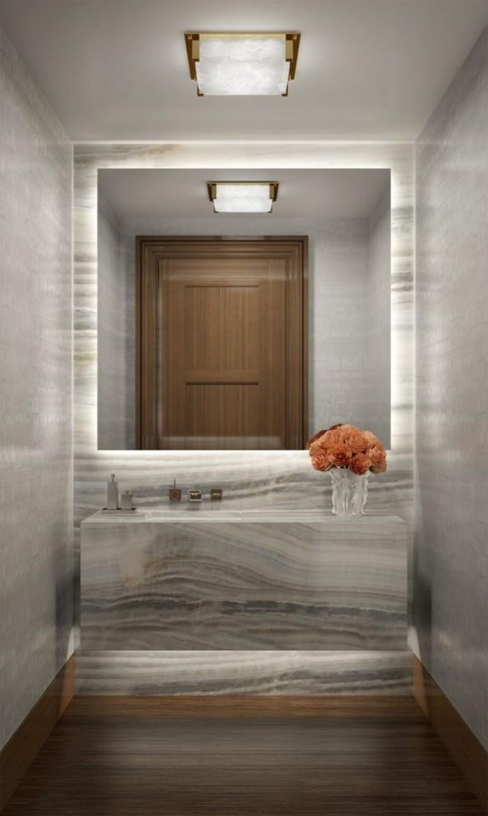 trendy o trouver le meilleur miroir de salle de bain avec clairage with bandeau lumineux salle. Black Bedroom Furniture Sets. Home Design Ideas