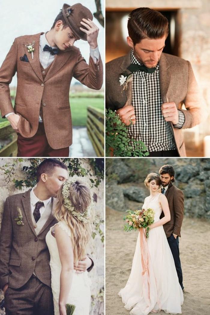 Costume vintage pour hommes
