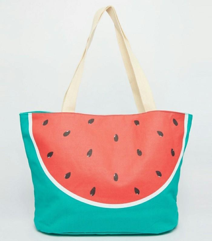 beauté-et-mode-sac-de-plage-en-tendance-melon-d-eau