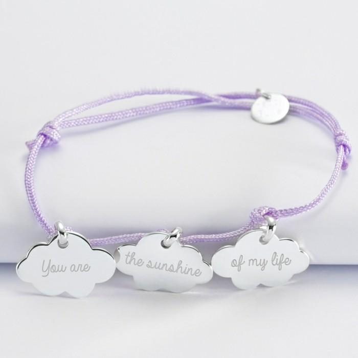 bijou-enfant-bracelet-personnalise-3-medailles-bulles-Happybulle-com-resized