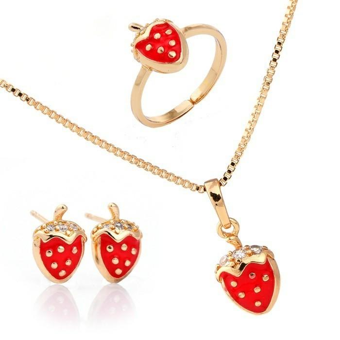 bijou-enfant-or-jaune-plaque-fraises-or-plaque-Aliexpress-com-resized