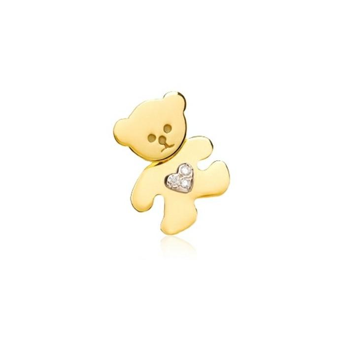 bijou-enfant-pendentif-Kidours-coeur-diamants-or-jaune-belancy-com-resized