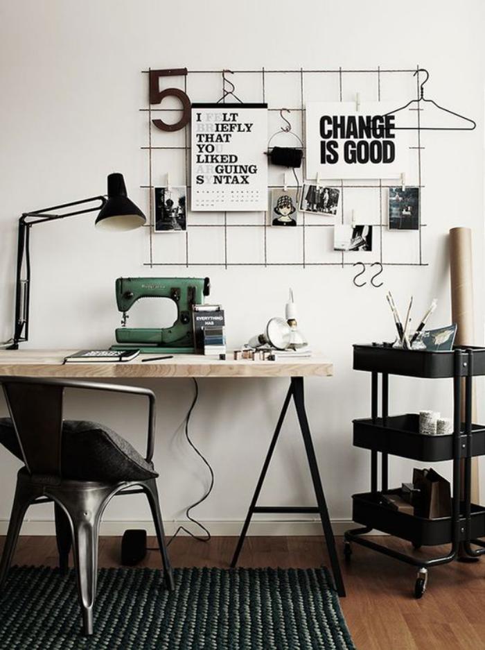 bureau-design-bureau-épargnant-d'espace-industriel