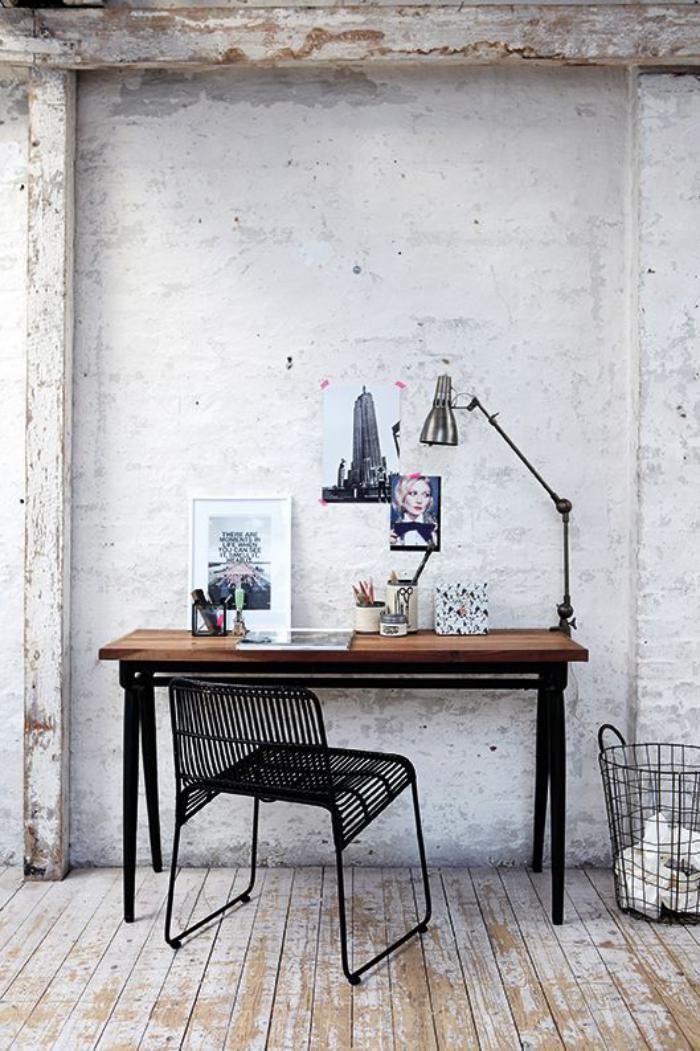 bureau-design-bureau-de-travail-maison-style-loft