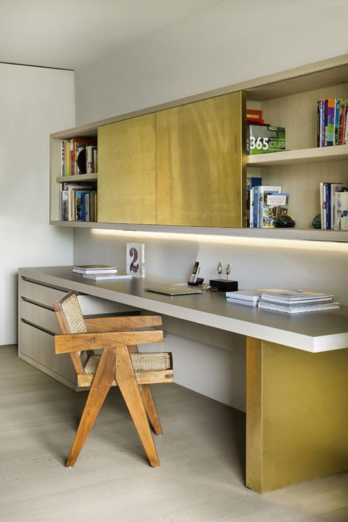 Quel bureau design voyez nos belles id es et choisissez le style de votre bureau for Rangement mural bureau