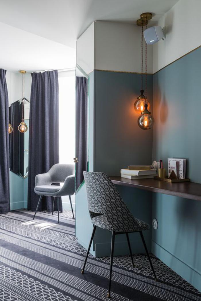 bureau a angle elegant bureau d angle ikea micke avec l. Black Bedroom Furniture Sets. Home Design Ideas