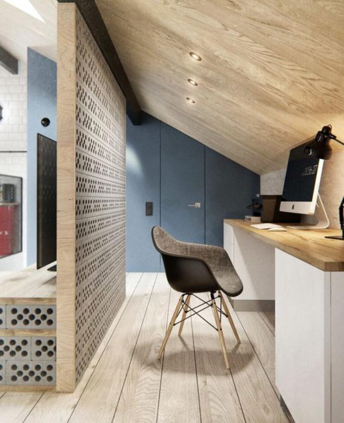 bureau-design-office-à-la-maison-design-impressionnant