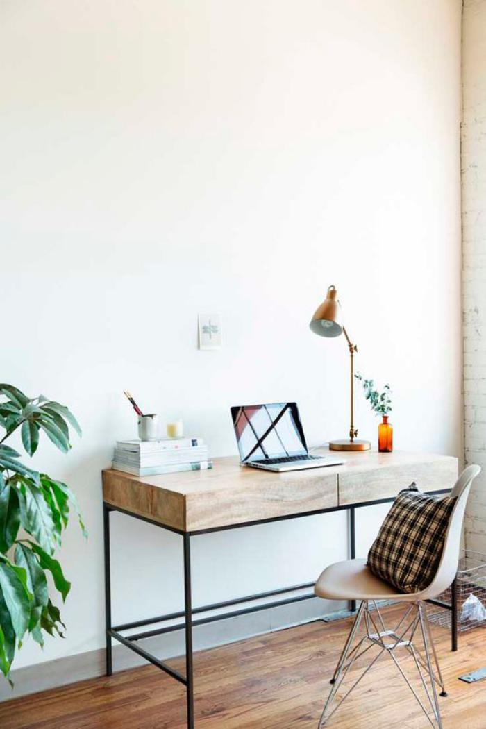 bureau-design-petit-bureau-style-industriel-bois-et-méal