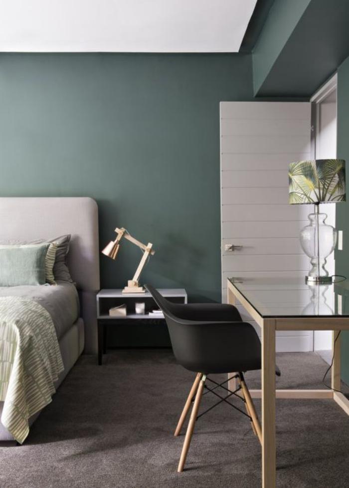 bureau-design-petit-office-dans-la-chambre-à-coucher