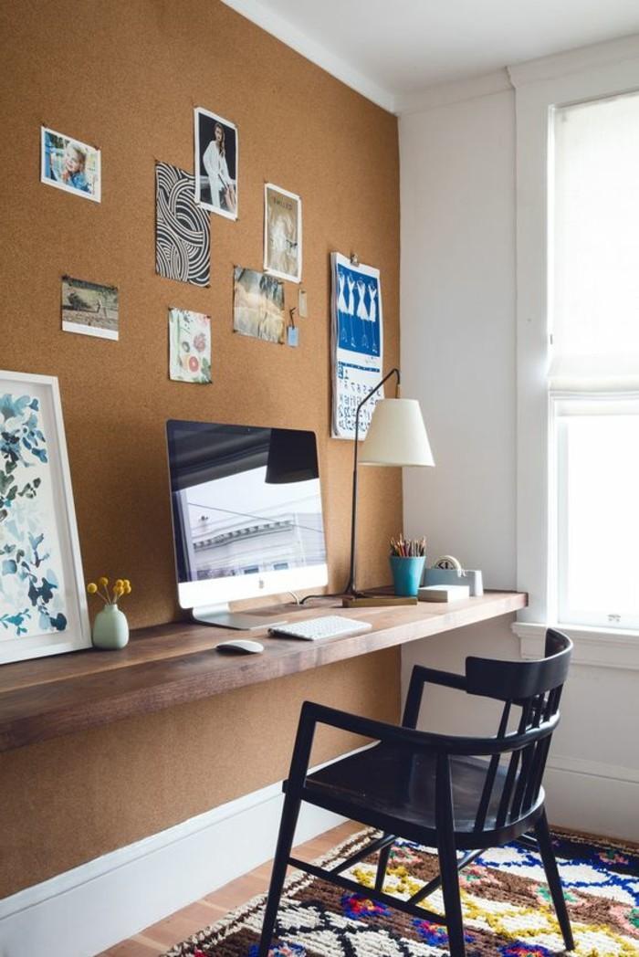 bureau-en-pvc-lampe-de-bureau-design-en-fer-tete-de-lampe-blanche-bureau-chic