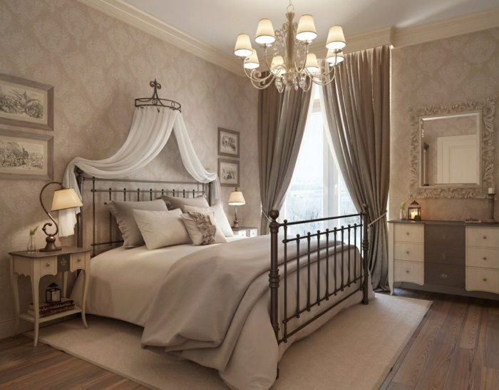 Beautiful chambre vintage pour adulte gallery design trends 2017