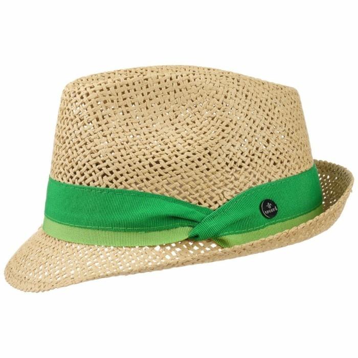 chapeau-paille-enfant-avec-ruban-vert-en-paille-de-papier-Chapeaushop.fr-8-resized