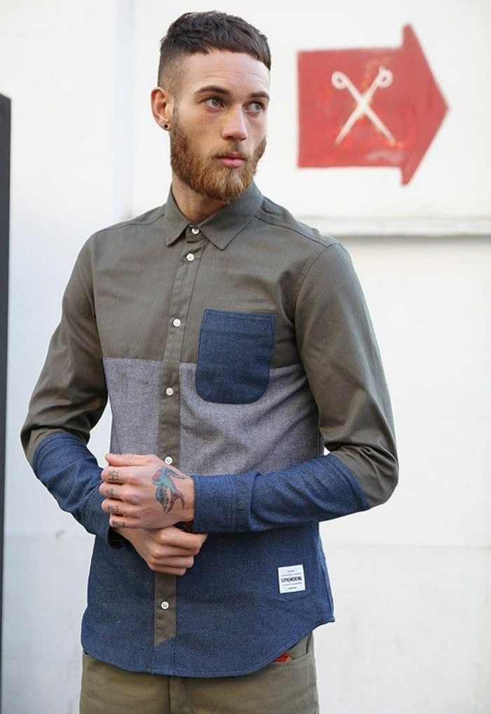 chemise-blanche-homme-chemise-jean-homme-cool-originale