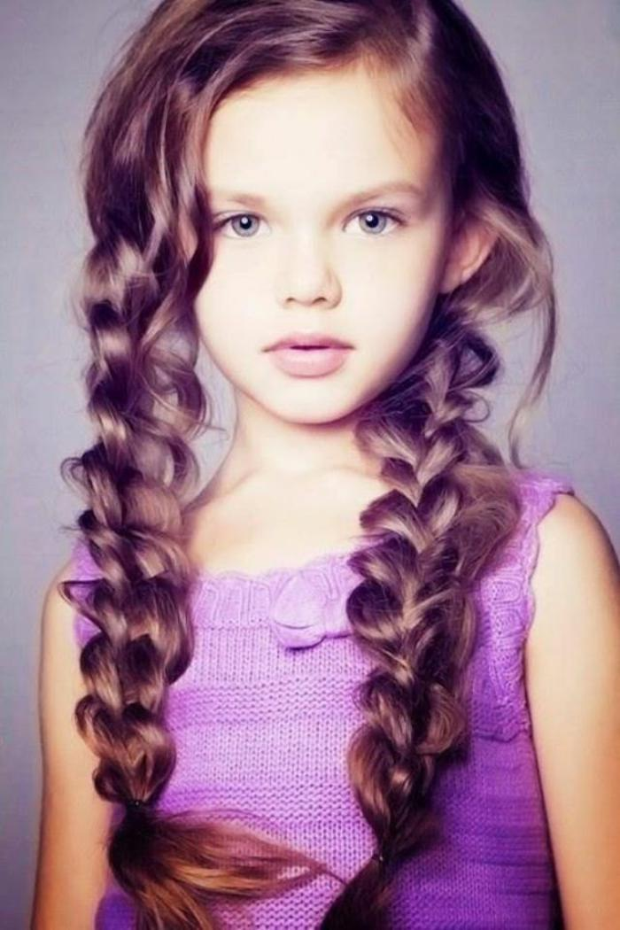coiffures-pour-enfants-épi-de-blé-sur-petite-fille