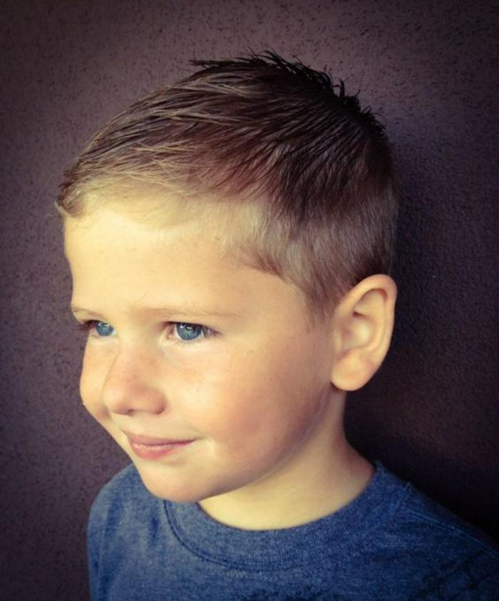 Coupe courte garçon. Sauvegarder. coiffures,pour,enfants,coiffure,enfant, cheveux,stylisés