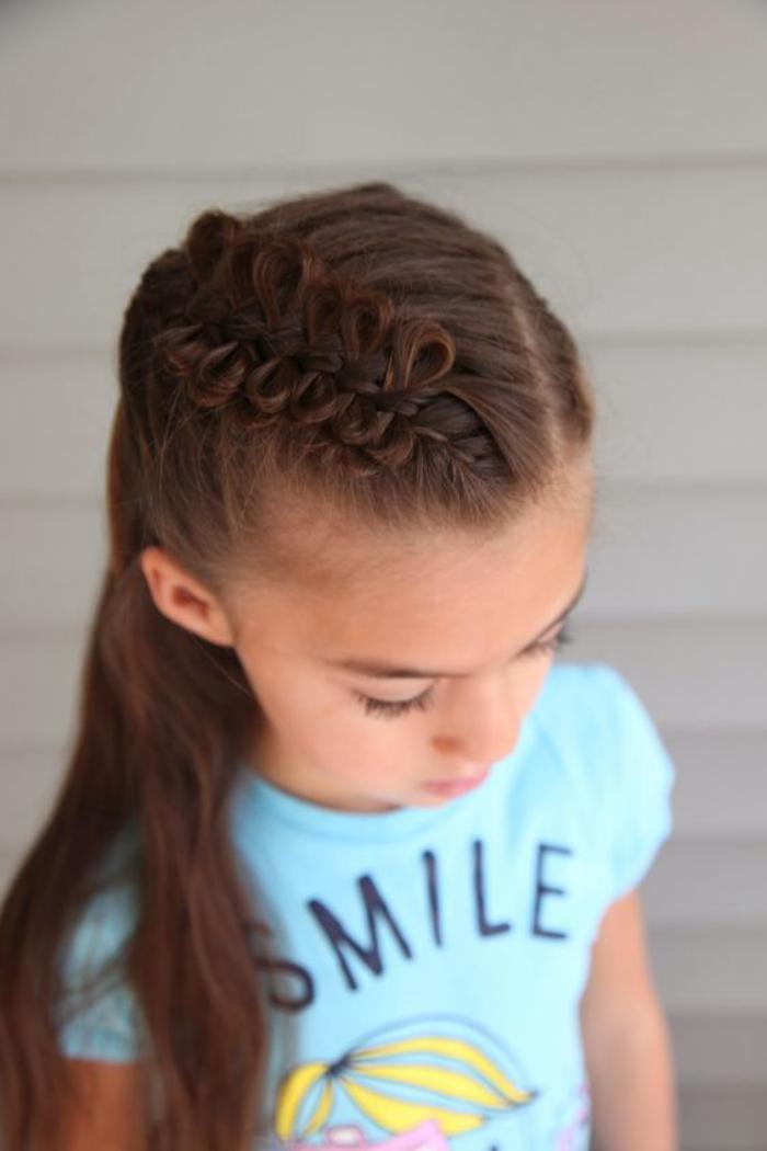 coiffures-pour-enfants-idée-coiffure-petite-fille-originale