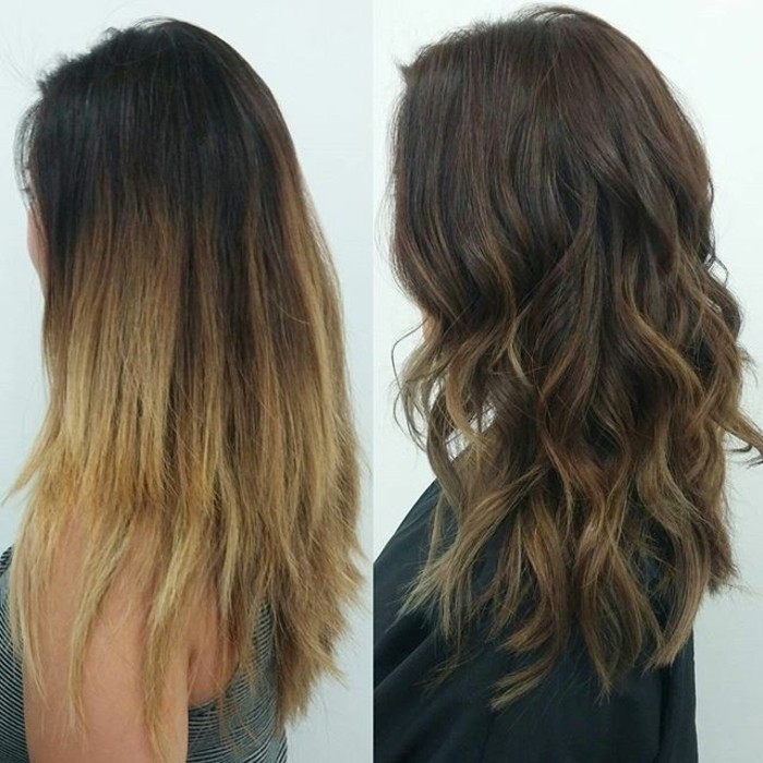 Balayage Californien Dessange Photo