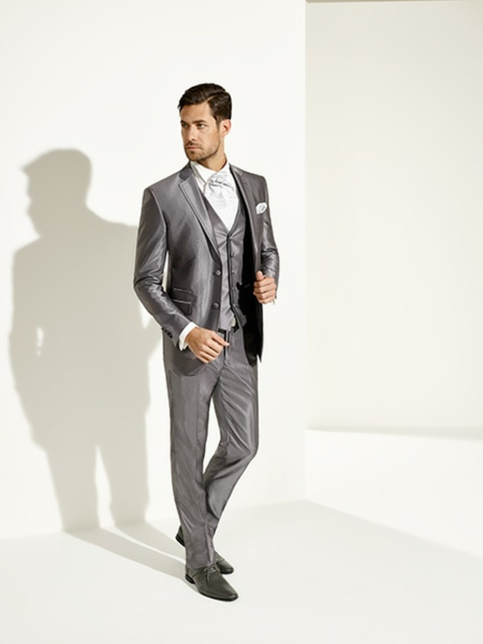 cool-idée-de-pointmariage-costume-gris-homme