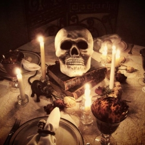 D couvrir la d coration de table anniversaire en 50 images for Decoration de table halloween