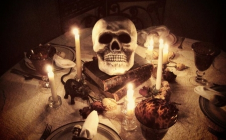 Deco Table Halloween Le Guide Ultime En 86 Photos Archzine Fr