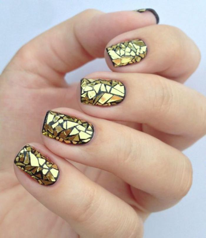 déco-nail-art-décoration-pour-les-ongles-verres-brisés