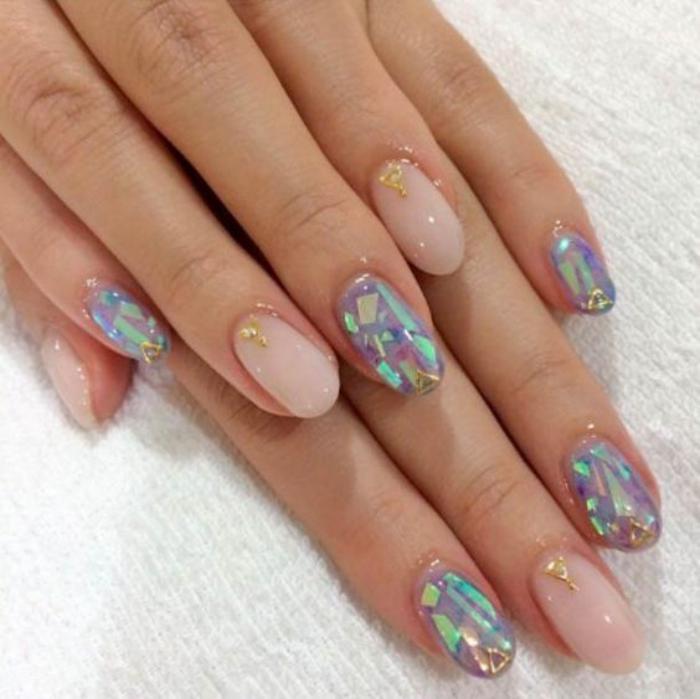 déco-nail-art-manucure-élégante-deco-ongles-diy