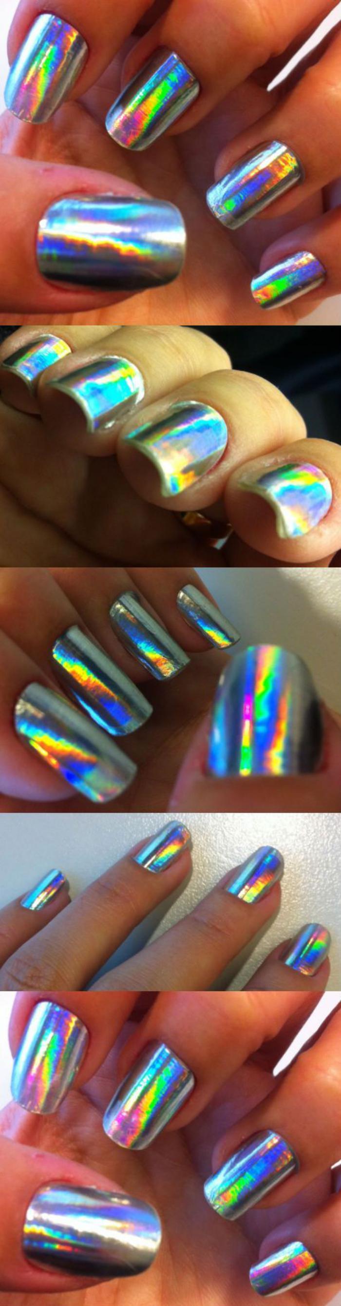déco-nail-art-manucure-parfaite-avec-foil-argenté