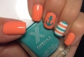 Invitez la couleur avec une belle déco ongles pour l'ete à l'aide de notre galerie avec 100 photos