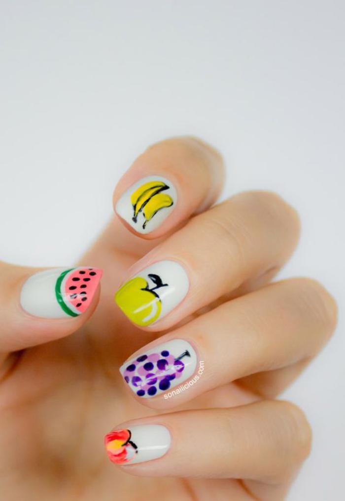 déco-ongles-nail-art-avec-fruits-super-tendance-pour-l'été