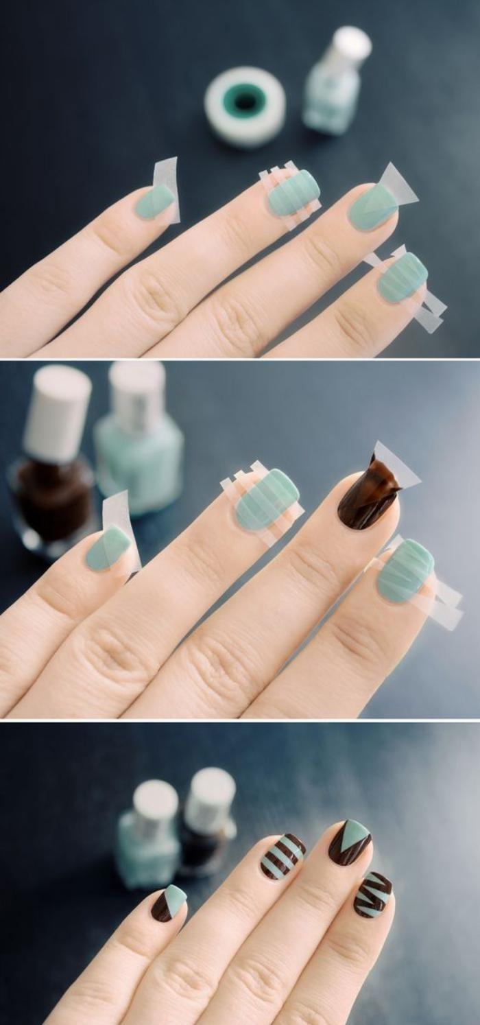 déco-ongles-nail-art-facile-étape-par-étape