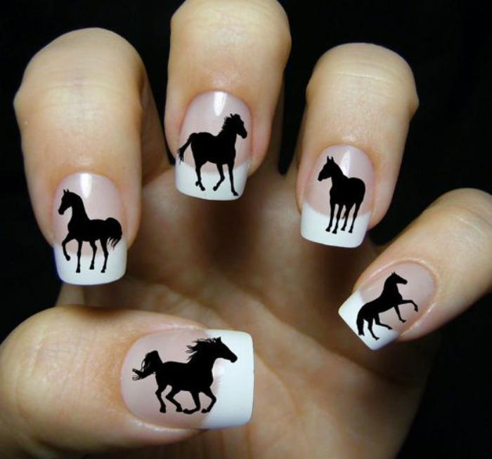 déco-ongles-originale-avec-animaux-déco-ongle-original