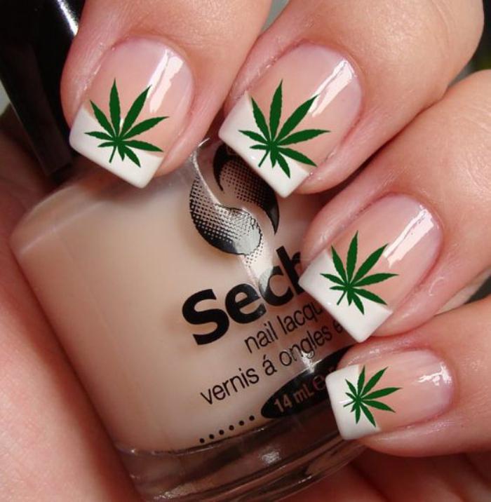 déco-ongles-originale-nail-art-extravagant-et-facile-à-faire
