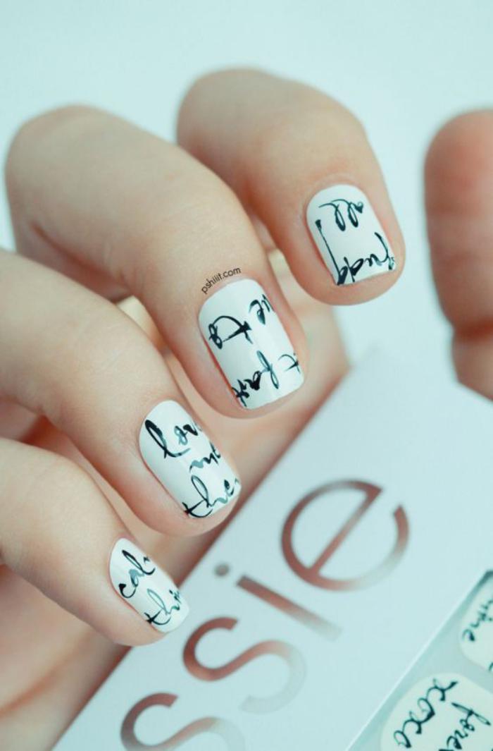Trouvez votre prochaine d co ongles originale avec - Vernis a ongle original et facile a faire ...