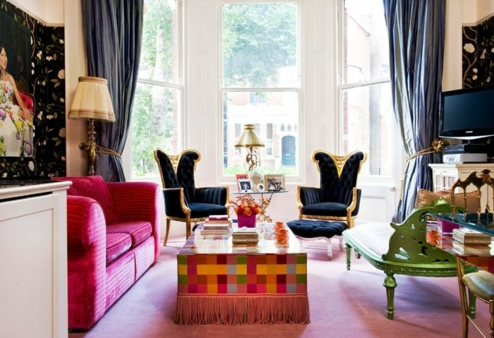 deco-boheme-chic-aux-meubles-colores-resized