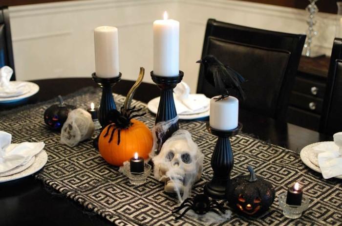 deco-de-table-mariage-deco-table-halloween