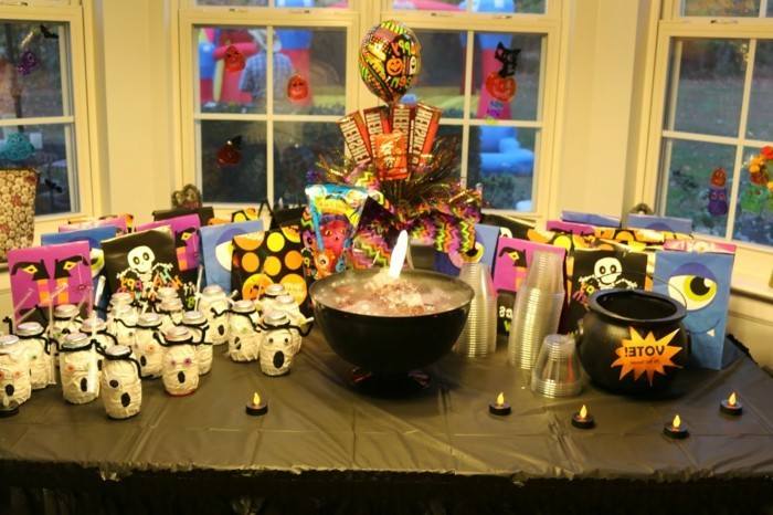 deco-table-halloween-déco-halloween-pas-cher
