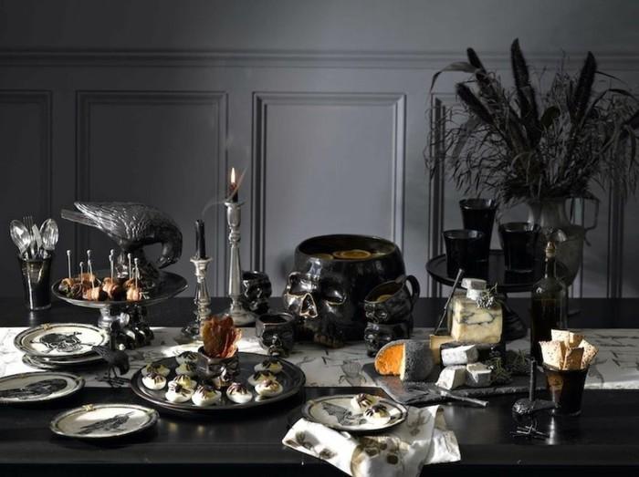 deco-table-halloween-dessin-halloween-facile-
