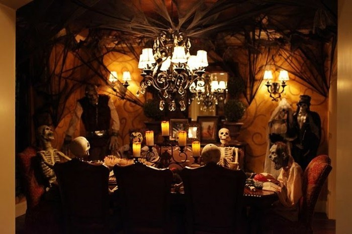 deco-table-halloween-dessin-halloween-facile