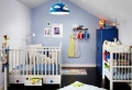 Décorer la chambre avant l'arrivée de bébé