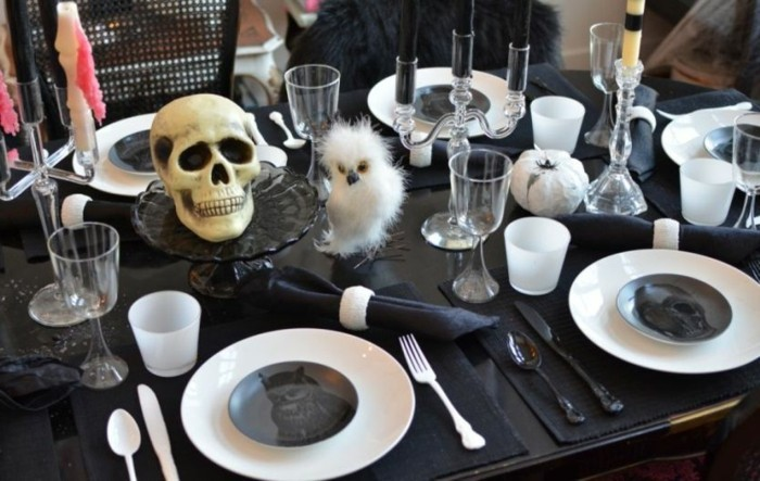 Decoration De Table Halloween : Déco table halloween le guide ultime en photos