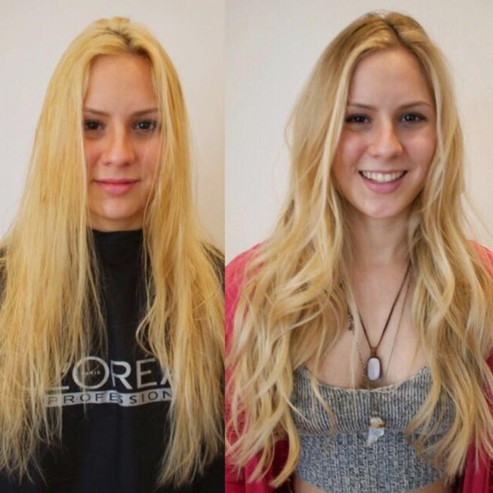 diy-idée-balayage-blond-californien-superbe-apres-avant-photo