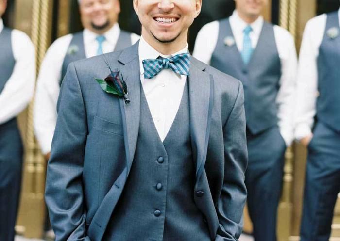 elégante-tenue-homme-pour-mariage-tendance-bleu-gris