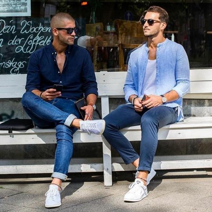 excellent-choix-chemises-hommes-chemise-bucheron-amis