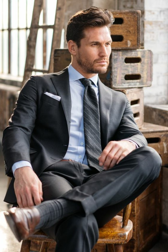formidable-idée-tenue-mariage-homme-invité-chic-homme-trop-cool