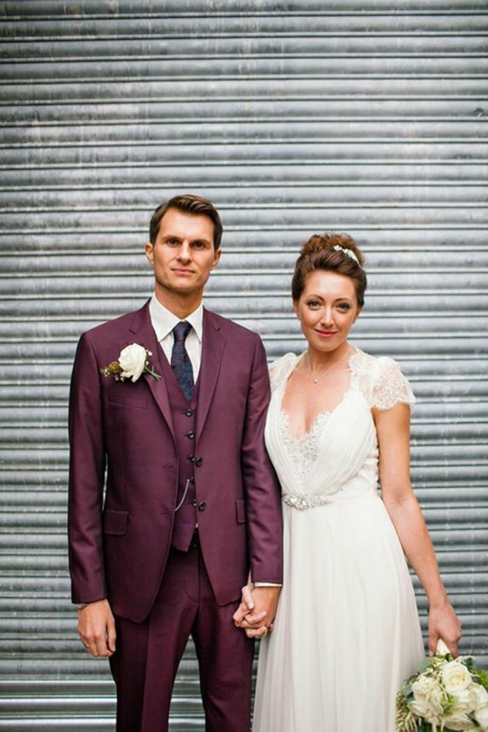 idée-costume-marié-tenue-mariage-homme-violet