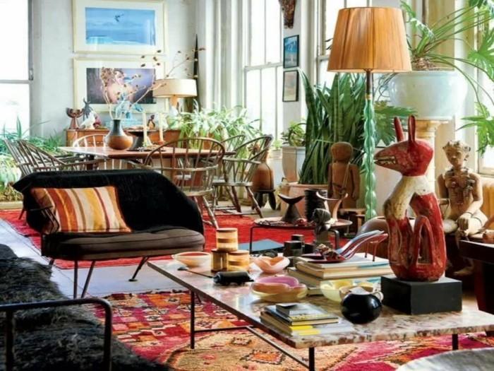 idée-déco-petit-salon-déco-style-oriental-éléments-décoratifs-riches-table-basse-soin-aux-détails